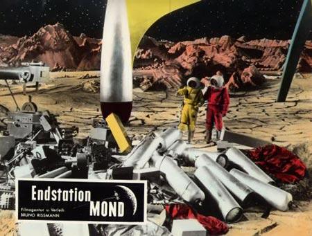 Endstation Mond